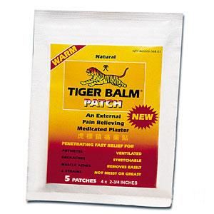 Tiger Balm Patch